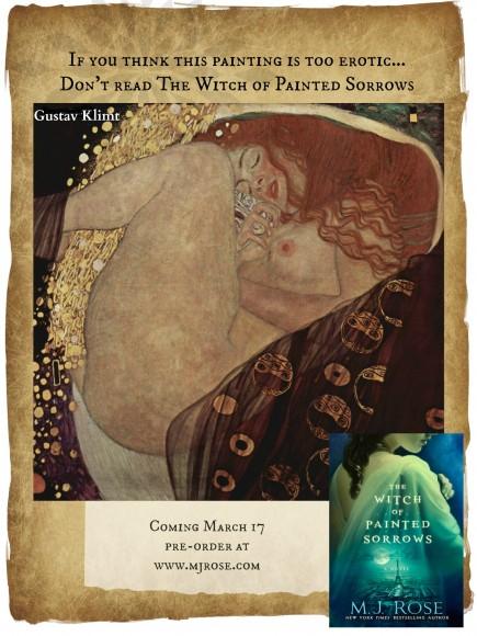 MJ_Gustav_Klimt_with artwork1