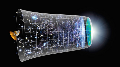 In a mirror universe, from our perspective, time may run backwards from the Big Bang.