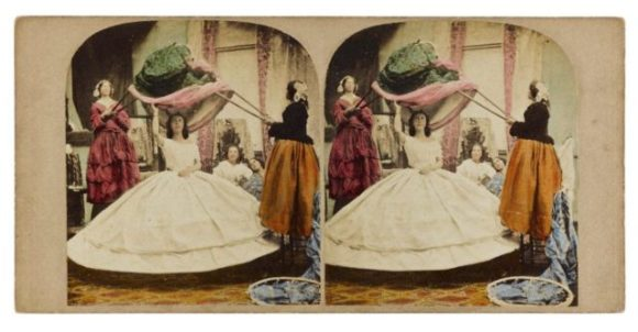 colored-stereocard-depicting-a-man-discovered-under-a-ladies-crinoline-by-an-unknown-photographer-640x333